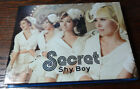 Secret - Shy Boy - K-POP - Japan edition CD + DVD