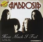 AMBROSIA - How Much I Feel & Other Hits - CD - **BRAND NEW/STILL SEALED** - RARE