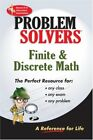 FINITE AND DISCRETE MATH PROBLEM SOLVER (PROBLEM SOLVERS SOLUTION By Lutfi NEW