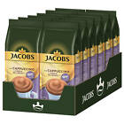 JACOBS Momente Typ Choco Cappuccino So Leicht mit Milka 12 Beutel 12 x 400g