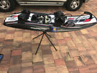 Jet Surf Factory GP 100 35 MPH Motorized Surfboard Perfect Condition
