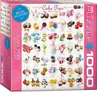 EuroGraphics Cake Pops 1000-Piece Puzzle (Small Box) Puzzle 8000-0518 New