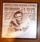 Earl And The Steam Team: Engine Of Love / Steamin'. UK MCA DEMO. MCA 280