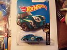 TOYS, HOT WHEELS, IN THE PACKAGE, PORCHE 356 A OUTLAW