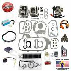 Big Bore Kit 80cc 64mm Power Racing Performance kit Scooter Moped ATV 139QMB