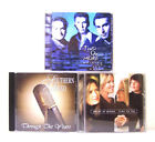 Lot of 3 Music CDs: Two or More/Southern Sound Quartet/Point of Grace; 37 Songs
