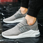 Mens Sports Casual Shoes Running Sneakers Athletic Breathable Fitness Fashion