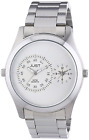 Just Unisex Watch Stainless Steel Anduhr Dual Timer 42 mm Diameter, 48 S10877