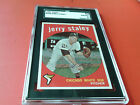 1959 JERRY STALEY TOPPS # 426 SGC 92 !!