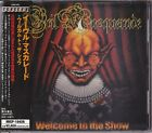 Evil Masquerade Welcome To The Show Japan CD Obi 1 bonus 2004 MICP-10426