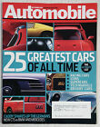 AUTOMOBILE CAR MAGAZINE 2007 SEPTEMBER 25 GREATEST M3 GTI BUGATTI FERRARI PORSCH