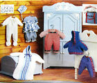 Sewing Pattern Doll Clothes 15 16 Dress Bunting Tote Reborn Vogue Uncut V9231