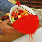 Anti Drain Strainers Pans Fruit Vegetable Wash Colander For Home Kitchen Tool