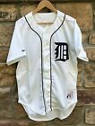 1990 Cecil Fielder Detroit Tigers Authentic Rawlings MLB Jersey Size 44 Large DS