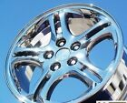 4 New CHROME 17 HYUNDAI TIBURON OEM FACTORY WHEELS RIMS XG350 70701
