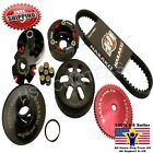 GY6 Naraku QMB139 50cc Super Transmission Kit Variator 788 Belt Clutch torque