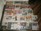 2012 CELINE DION, MIX MONTREAL FRENH CLIPPINGS + PROMO BAG * PACKAGE 2 *