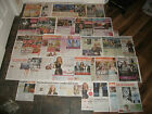 2012 CELINE DION, MIX MONTREAL FRENH CLIPPINGS + PROMO BAG * PACKAGE 1 *
