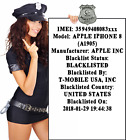 Blacklist Check USA iPhone Samsung LG Checker Sprint ATT Verizon TMobile Clean