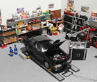 Custom 1 of 1 Ford Mustang LX Black GMP Drag 118 Diecast Car Only