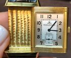 Jaeger LeCoultre Reverso Grande Taille 18KT Gold  270.1.62 Small Second Art Deco