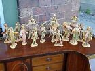 Christmas Nativity Fontanini 15 pcs Figurine statue set 1983 includes Camels