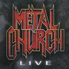 METAL CHURCH - Live: Metal Church - CD - Live - **BRAND NEW/STILL SEALED**
