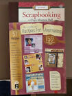 2 Scrapbooking + Journaling Idea Books Scrapbooking with Faye Bell NEW