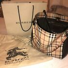 Beautiful Ladies Burberry Classic Handbag Shoulder Bag Shopping