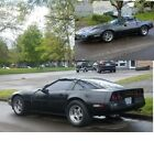 1985 Chevrolet Corvette coupe Black for $2100 dollars