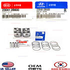 OEM PISTON RING + PISTON + PIN SET GENUINE ACCENT VELOSTER KIA RIO 2012 2017