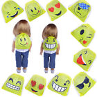 Emoji Cute Dolls Schoolbag Backpack Accessories for 18'' Amrican Girl Doll PT