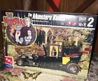 """Cool Kit.   """"The Munsters Koach"""" by ERTL Toy AMT Models 1999 MIB"""