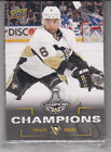 2016 Upper Deck Team Set Stanley Cup Champions * Pittsburgh Penguins *