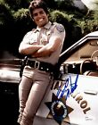 "Eric Estrada ""Ponch"" Chips Signed Autographed 8x10 Photo JSA 1"