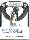 Richard Sherman 2017 Flawless On Card Auto SSP 5