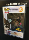 Funko Pop Mei Overwatch Hot Topic Exclusive + 0.50mm PROTECTOR - Ships from NJ