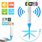Wirless USB WiFi Range Extender Wi-Fi Signal Repeater Amplifier Expande
