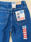Vintage Lee Riders High Waist Mom Relaxed Fit Tapered Leg Blue Jeans Sz 8