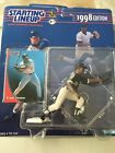 1998 Frank Thomas Chicago White Sox SLU Starting LineUp figure MIP