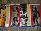 NBA STARTING LINEUP Kenner 1997 SHAQ & SHAWN KEMP ACTION FIGURES 12