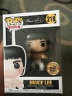 IN HAND Funko Pop! Bruce Lee White Pants Bait 2018 SDCC Exclusive Comic Con
