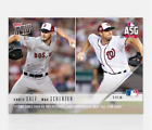 2018 Topps Now MLB All-Star Team Set Baseball Cards 4