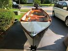 14 ft Freebooter  SAIL ROW MOTOR  BOAT