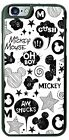 Mickey Mouse Quotes Sayings Phone Case Cover for iPhone Samsung Google LG etc