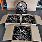 M3 style 19x85 95 Black MF Wheels Set of 4 Fit BMW F30 328i 335i 340i