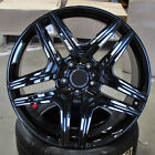 Mercedes Benz G63 style 20x95 Gloss Black Wheels Fit ML350 ML550 GL350 GL550