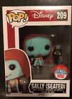 FUNKO POP NIGHTMARE BEFORE CHRISTMAS SERIES SALLY W CAT 2016 NYCC CONVENTION EXC