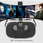 VR Headset Box 3D Glasses Virtual Reality Goggles For Android IOS Smart Phone