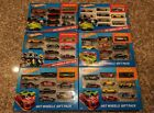 Hot Wheels Huge LOT of 6 Gift Packs With exclusives 54 cars total